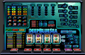 deep blue sea fruitautomaat